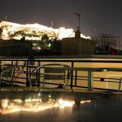 Kimon Hotel Афины бассейн