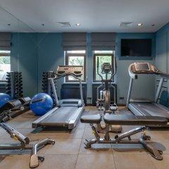Отель Ривьера на Подоле Киев фитнесс-зал фото 2