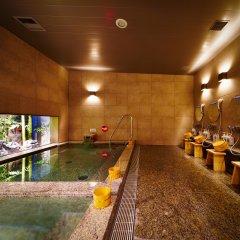 Отель Super Hotel Lohas Akasaka Япония, Токио - отзывы, цены и фото номеров - забронировать отель Super Hotel Lohas Akasaka онлайн бассейн