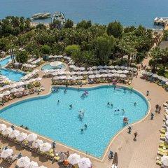 Delphin Deluxe Турция, Окурджалар - отзывы, цены и фото номеров - забронировать отель Delphin Deluxe онлайн бассейн фото 2