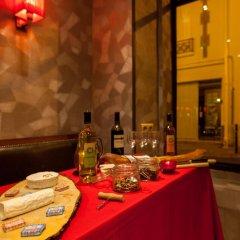 Отель Eiffel Rive Gauche гостиничный бар