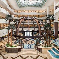 Отель Roda Al Bustan сауна