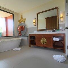 Отель Maikhao Palm Beach Resort ванная