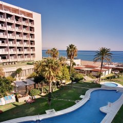 Medplaya Hotel Pez Espada пляж фото 2