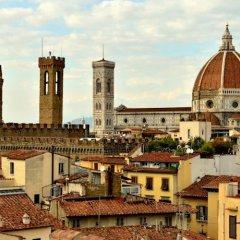 Отель B&B Residenza Giotto Италия, Флоренция - отзывы, цены и фото номеров - забронировать отель B&B Residenza Giotto онлайн балкон