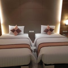 Crystal Palace Hotel комната для гостей