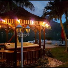 Отель Villa Oramarama - Moorea Французская Полинезия, Папеэте - отзывы, цены и фото номеров - забронировать отель Villa Oramarama - Moorea онлайн фото 2