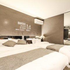 Отель 2.4 Южная Корея, Сеул - отзывы, цены и фото номеров - забронировать отель 2.4 онлайн комната для гостей фото 5