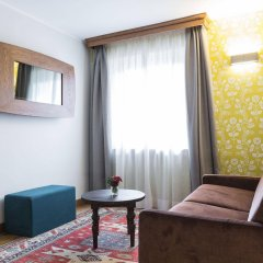 Hotel Duca D'Aosta Аоста комната для гостей