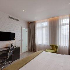 Отель Holiday Inn Dresden - Am Zwinger комната для гостей фото 4