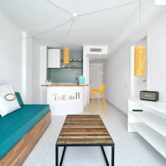 Отель Santos Ibiza Suites комната для гостей фото 2