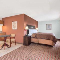 Отель Days Inn Lebanon Fort Indiantown Gap удобства в номере