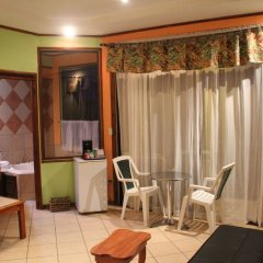 Отель Arenal Tropical Garden Эль-Кастильо комната для гостей