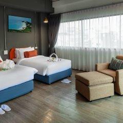 Отель 7Days Premium Паттайя комната для гостей фото 3