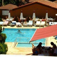 Altinkum Bungalows Турция, Сиде - отзывы, цены и фото номеров - забронировать отель Altinkum Bungalows онлайн питание