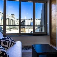 Отель Residence Okolnik Apartments Польша, Варшава - отзывы, цены и фото номеров - забронировать отель Residence Okolnik Apartments онлайн комната для гостей