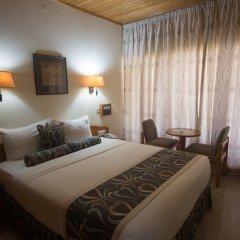Отель Volta Hotel Akosombo Гана, Акосомбо - отзывы, цены и фото номеров - забронировать отель Volta Hotel Akosombo онлайн комната для гостей фото 3