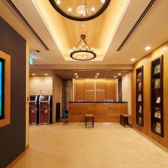 Отель Super Hotel Lohas Akasaka Япония, Токио - отзывы, цены и фото номеров - забронировать отель Super Hotel Lohas Akasaka онлайн интерьер отеля