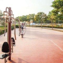 Отель Piks Key - Al Nabat спортивное сооружение