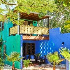 Отель Jakes Hotel Ямайка, Треже-Бич - отзывы, цены и фото номеров - забронировать отель Jakes Hotel онлайн балкон