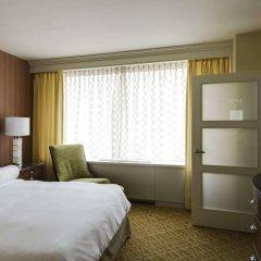 Отель Crystal City Marriott at Reagan National Airport комната для гостей фото 4