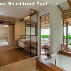 Отель Putahracsa Hua Hin Resort ванная