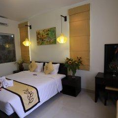 Отель Hoi An Cottage Villa Вьетнам, Хойан - отзывы, цены и фото номеров - забронировать отель Hoi An Cottage Villa онлайн комната для гостей фото 4