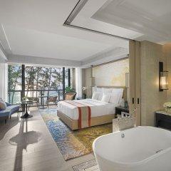 Отель Intercontinental Phuket Resort Таиланд, Камала Бич - отзывы, цены и фото номеров - забронировать отель Intercontinental Phuket Resort онлайн комната для гостей фото 4
