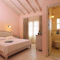 1850 Hotel Alacati Чешме комната для гостей фото 2