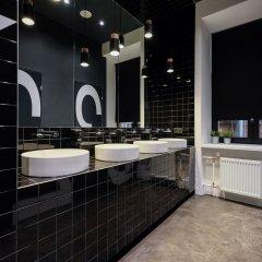 Капсульный отель inBox Санкт-Петербург ванная