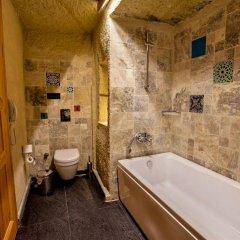 Queens Cave Cappadocia Турция, Ургуп - отзывы, цены и фото номеров - забронировать отель Queens Cave Cappadocia онлайн ванная фото 2