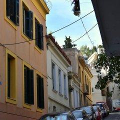 Апартаменты Filopappou view renovated apartment