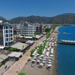Marmaris Beach Hotel пляж