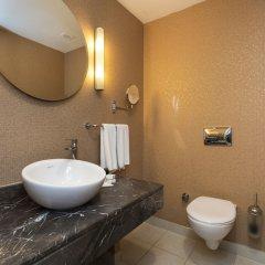 Orange County Resort Hotel Alanya Турция, Окурджалар - 2 отзыва об отеле, цены и фото номеров - забронировать отель Orange County Resort Hotel Alanya - All Inclusive онлайн ванная фото 2