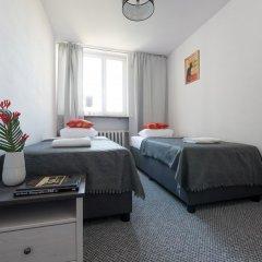 Отель P&O Apartments Prosta Польша, Варшава - отзывы, цены и фото номеров - забронировать отель P&O Apartments Prosta онлайн комната для гостей фото 4