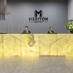 Отель Meriton Suites Pitt Street Австралия, Сидней - отзывы, цены и фото номеров - забронировать отель Meriton Suites Pitt Street онлайн интерьер отеля фото 3