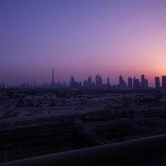 Отель Mövenpick Hotel Bur Dubai ОАЭ, Дубай - отзывы, цены и фото номеров - забронировать отель Mövenpick Hotel Bur Dubai онлайн балкон