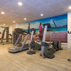 Отель Iberostar Albufera Playa фитнесс-зал фото 2