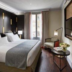 Отель Montalembert 5* Стандартный номер с различными типами кроватей фото 9