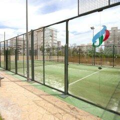 Hotel Port Alicante спортивное сооружение