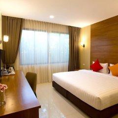 Отель S Bangkok Hotel Navamin Таиланд, Бангкок - отзывы, цены и фото номеров - забронировать отель S Bangkok Hotel Navamin онлайн комната для гостей фото 5