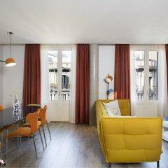 Апартаменты Cosmo Apartments Passeig de Gràcia Барселона интерьер отеля