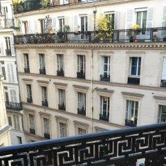 Отель Antin St Georges Франция, Париж - 12 отзывов об отеле, цены и фото номеров - забронировать отель Antin St Georges онлайн комната для гостей