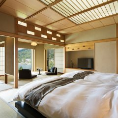 Отель Hoshino Resorts KAI Nikko Никко комната для гостей фото 2
