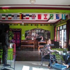 Отель The Sparkling Turtle Backpackers Hostel Непал, Катманду - отзывы, цены и фото номеров - забронировать отель The Sparkling Turtle Backpackers Hostel онлайн интерьер отеля