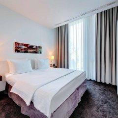 Отель Hilton Garden Inn Stuttgart Neckar Park комната для гостей фото 5