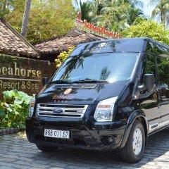 Отель Seahorse Resort & Spa городской автобус
