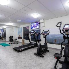 Urban Lodge Hotel фитнесс-зал фото 2