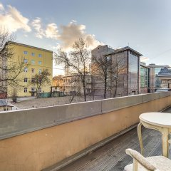 Мини-Отель Beletage балкон