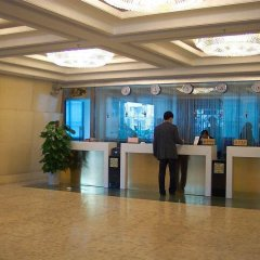 Отель Shenzhen Zhulin Hotel Китай, Шэньчжэнь - отзывы, цены и фото номеров - забронировать отель Shenzhen Zhulin Hotel онлайн интерьер отеля